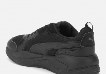 Puma Men's X-Ray Trainers – Puma Black/Dark Shadow