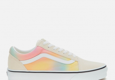 Vans Women's Old Skool Aura Shift Trainers – Multi/True White