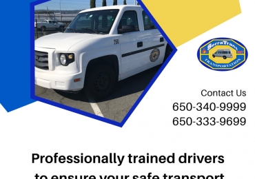 Professionally trained drivers to ensure your safe