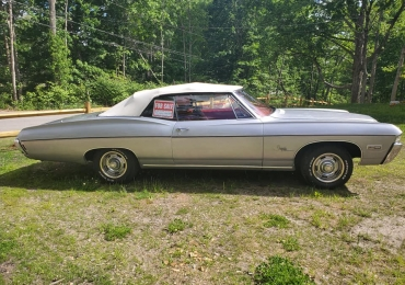 1968 Chevy Impala SS for sale