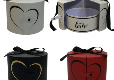 Round boxes get with amazing affordable prices