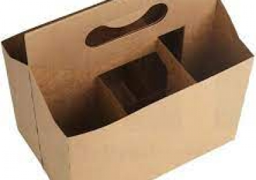 Get Custom 6 Pack Bottle Carrier Boxes Wholesale- Free Shipping
