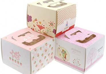 You should know about custom cake boxes
