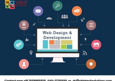 VBLP Tech solutions Web Designing & Development| Digital Marketing