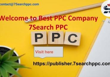 Best PPC Company – 7Search PPC