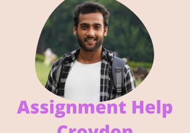 Online Assignment Help Croydon Services for University.