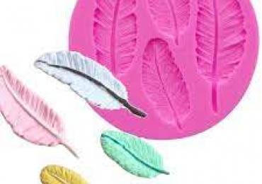 Birds Feather Molds