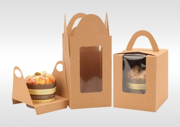 Get Upto 40% Discount on Brown Bakery Boxes