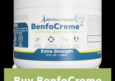 Buy Benfotiamine Cream – neuropathy pain relief cream