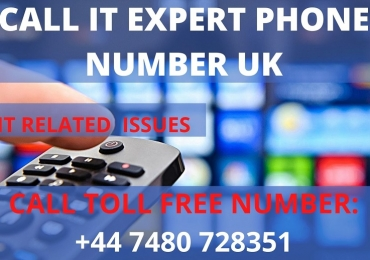 SOLVE THE IT ISSUES WITH THE HELP CALL IT EXPERT PHONE NUMBER UK: +44 7480 728351
