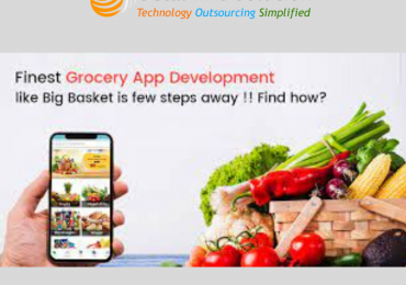 Grocery Store Delivery App Development