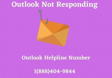 Outlook Helpline Number 1(888)404-9844 Outlook Not Responding
