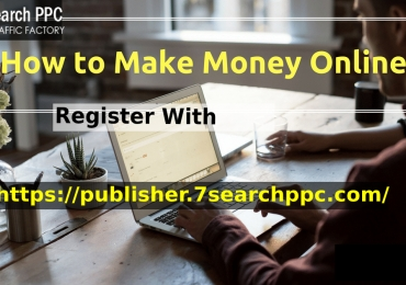 Earn Money from Your Website/Blog –  Become 7SearchPPC Publisher