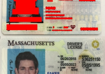 Massachusetts Driver License(New MA O21) – Massachusetts fake id