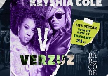 ASHANTI VS KEYSHIA COLE LIVE EVENT
