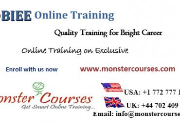 Oracle BI 12C Online Training