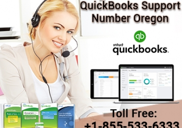 +1-855-533-6333 QuickBooks Support Number Oregon
