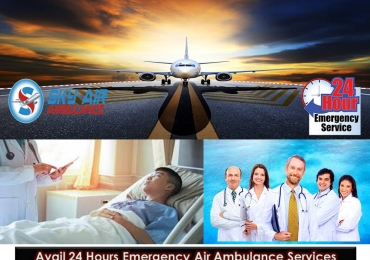 Hire Air Ambulance in Chennai with Finest Medical Support