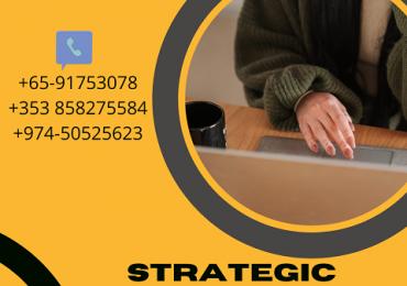 Online Help Services Strategic Management Assignment.
