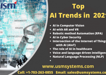 Artificial Intelligence Services in USA