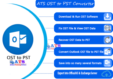 Outlook OST Recovery tool