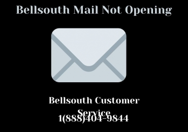 Bellsouth Mail Not Opening 1(888)404-9844 Bellsouth Helpline Number
