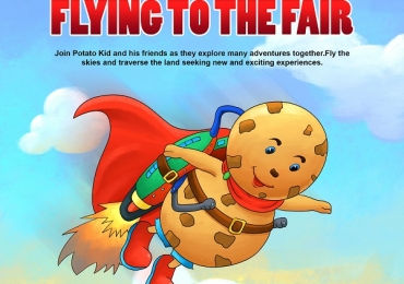 The Adventures of Potato Kid: Flying to the Fair