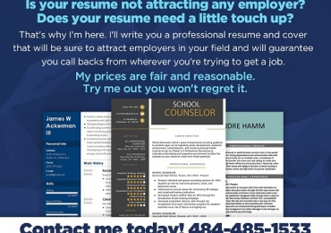 does your resume need a little touch up ?