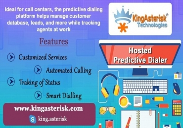 Dialer Solution for Call Center by Kingasterisk Technologies