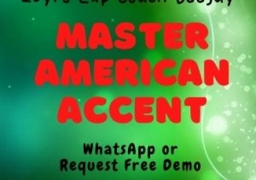 Beejays Learn from Home Online American Accent Classes