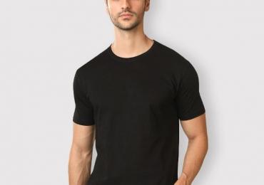 Get Stylish & Trendy Plain T Shirt For Men @ Beyoung