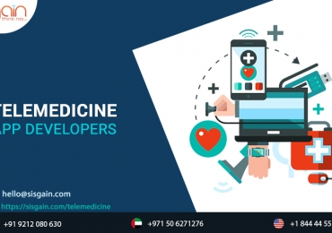 Telemedicine Software Platforms for Healthcare Business in USA | SISGAIN