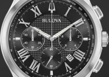 Bulova Dress Watch (Model: 96B288)